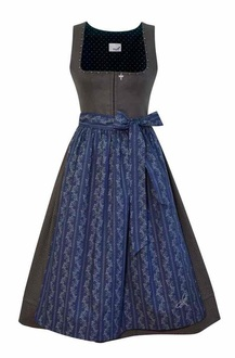 Leni Dirndl - Herbst/Winter Kollektion 2015 Ploom
