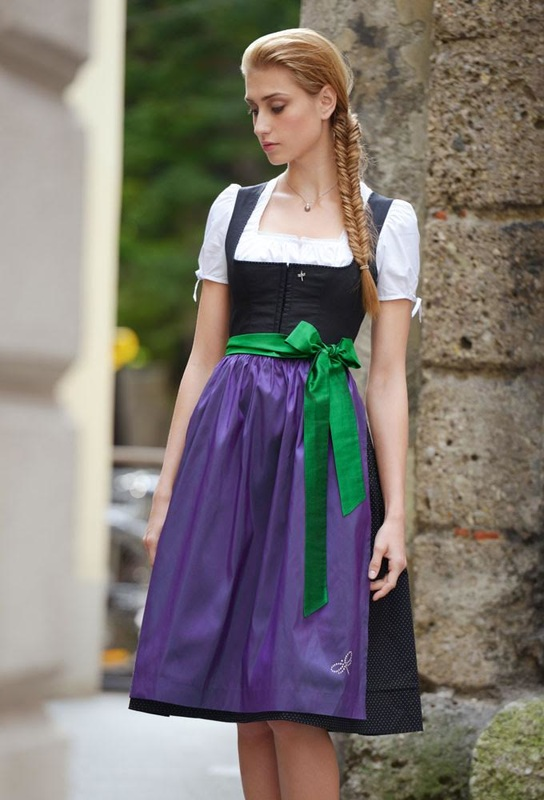 Wiesndirndl Kollektion 2015 - Ploom